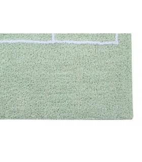 Cojín lavable Cloud - gris - 30x50 cm